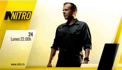 Antena 3 Nitro - new channel on TDT Spain