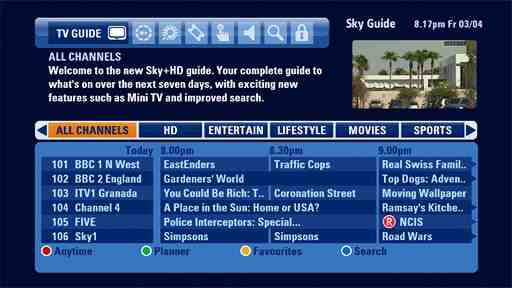 how to add tv guide to wintv