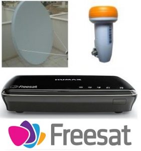 Freesat Installations Valencia Costa Blanca Spain