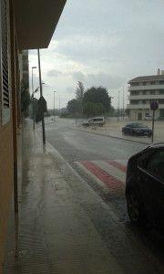 rain radar rain costa blanca