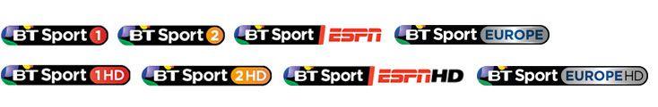 bt sport channel logos