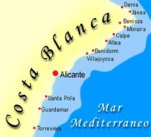 UK Satellite TV Costa Blanca