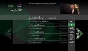 freesat freetime guide