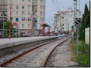 Grau de Gandia Train Station