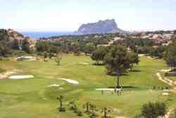 Ifach Golf Calpe Costa Blanca