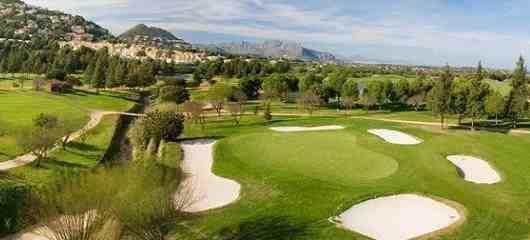 La Sella Golf Club Denia