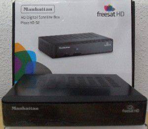 Manhattan Plaza HD-S2 Freesat