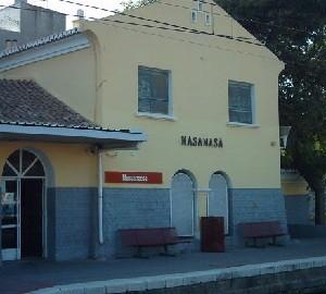 Massanassa Train Station
