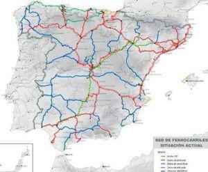 Trains in Spain