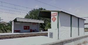 Romani Train Station