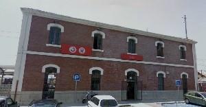 Silla Train Station