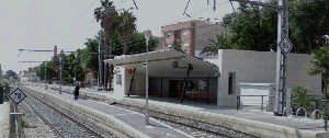 Sollana Train Station