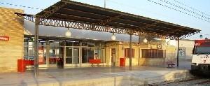 Tavernes de la Valldigna Train Station