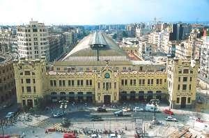 Valencia Train Station (Valencia Nord)
