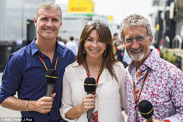 F1 Broadcasters Formula 1 On Bbc
