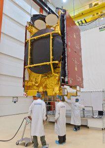 Astra 2F Satellite Reception Reports