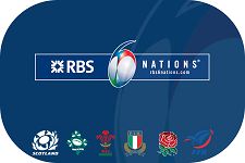 Six Nations Rugby on TV 2014