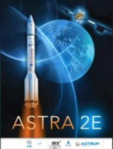 Astra 2E Satellite News