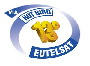 Hotbird Satellites at 13 east