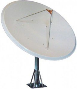 Marrafa 1.8m Prime Focus Satellite Dishes