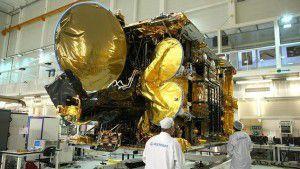 Astra 2G Satellite