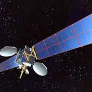 Previous UK TV Satellites Astra 2B