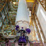 Astra 2F Satellite Launch rocket