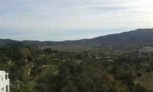 Alcalali, jalon Valley