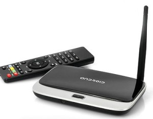 Quad Core Android Brit TV box