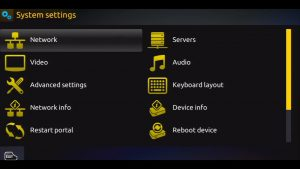 Mag Box Help Tutorials : How to change the IPTV Portal Server