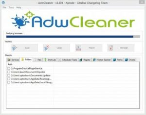 adwcleaner, adware free scanner
