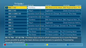 Mag Box Tutorial : Using the Catch Up Service with Multi Channel EPG
