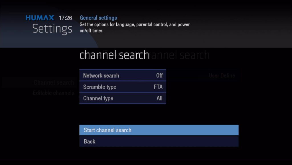 How to add C4HD to your Humax Freesat box – The Sat and PC