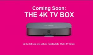 Freesat Arris HDR