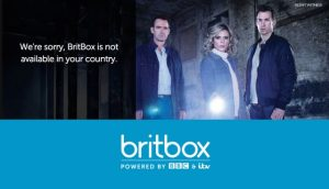 BritBox UK Not available in Spain